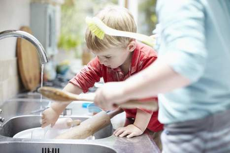 Why Washing Dishes By Hand May Lead to Fewer Allergies | enjoy yourself | Scoop.it