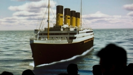 Inside Titanic II: Images reveal incredible replica of ill-fated ship | NovaScotia News | Scoop.it