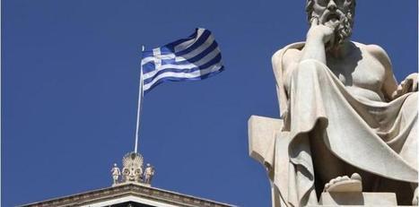 Grèce : la télévision publique éteinte sans préavis  en raison de sa mauvaise gestion | Crakks | Scoop.it
