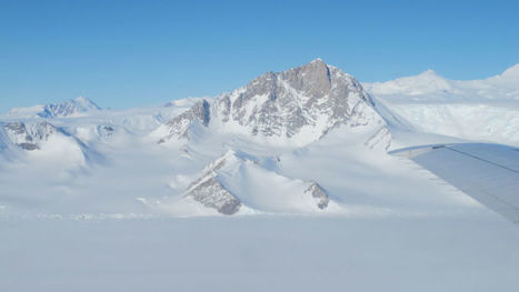 How did plankton end up on top of Antarctica's mountains? | Oceans and Wildlife | Scoop.it