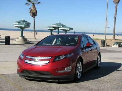 California Energy Storage--Why It's Good News For Electric Cars - Green Car Reports | All-Energy | Scoop.it