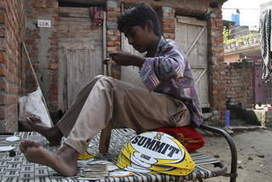 Footballs kicked out as child labour row grows | Australia's Regional and Global Link | Scoop.it