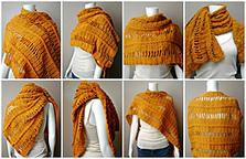 Braided and Broken Wrap pattern by Lorene Haythorn Eppolite- Cre8tion Crochet | FREE Crochet Patterns | Scoop.it