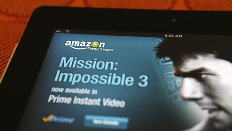 Amazon to produce 5 original series for streaming service - 2 comedies & 3 kids shows | COMEDY | Scoop.it