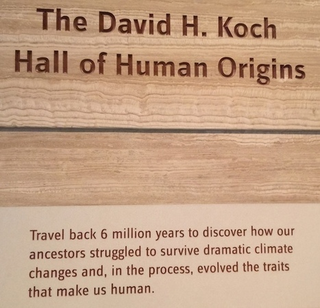 Smithsonian Stands By Wildly Misleading Climate Change Exhibit Paid For By Kochs | Climate change challenges | Scoop.it
