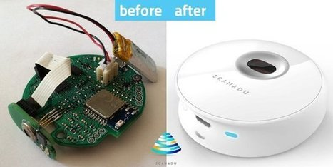 Scanadu Scout Medical Tricorder for Android and iOS | Embedded Systems News | Scoop.it