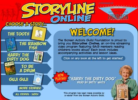 Storyline Online | 30 Elementary Sites In 60 Minutes | Scoop.it