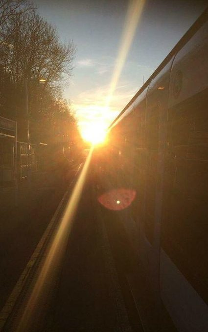 'Excessive sunlight' causes delays for commuters on the Tube | Workplace Health and Safety | Scoop.it