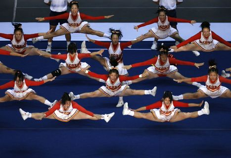 Cheerleading should be designated a sport, say medical officials | Healthy Living | Scoop.it