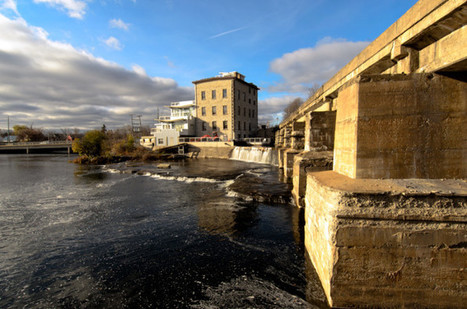 Enerdu project manager Ron Campbell reflects on Almonte's industrial past - Millstone News | Project Management and Quality Assurance | Scoop.it