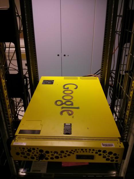 Recommissionner un serveur Google en usine de développement | #define infra | Scoop.it