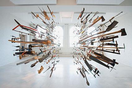 "Damián Ortega: ""Controller of the Universe""   Art Installations, Sculpture, Contemporary Art   Scoop.it"