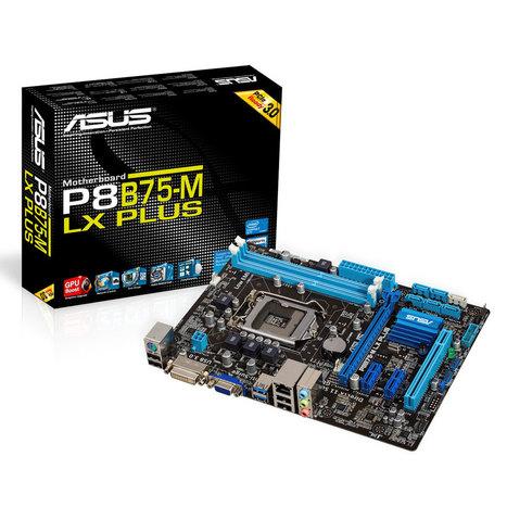 ASUS P8B75-M LX PLUS – Motherboard   High-Tech news   Scoop.it
