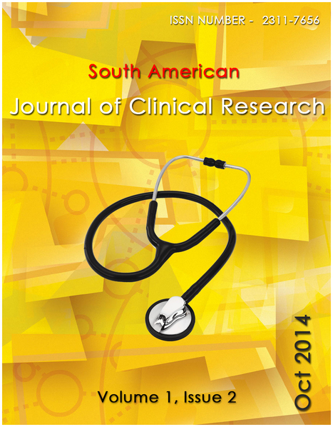 Launch of South American Journal of Clinical Research, Vol 1 , Issue 2 | Online Academic and Educational Research Journals | Scoop.it