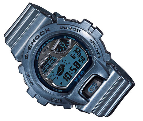 Casio's iPhone-friendly G-Shock finally out, will adorn wrists for $180 | Nerd Vittles Daily Dump | Scoop.it