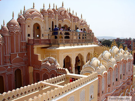 Jaipur Tourist Attractions | Golden Triangle Tour India | Scoop.it