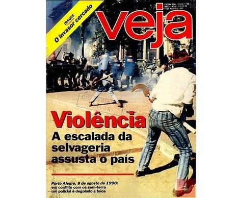 Blog do Liberato: Os 30 anos de ódio ao MST nas páginas de Veja | Estudo do meio | Scoop.it
