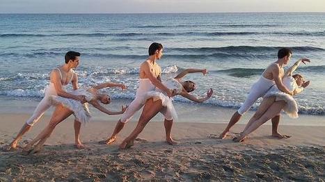 La danza y la belleza se fusionan en Shiseido | Terpsicore. Danza. | Scoop.it