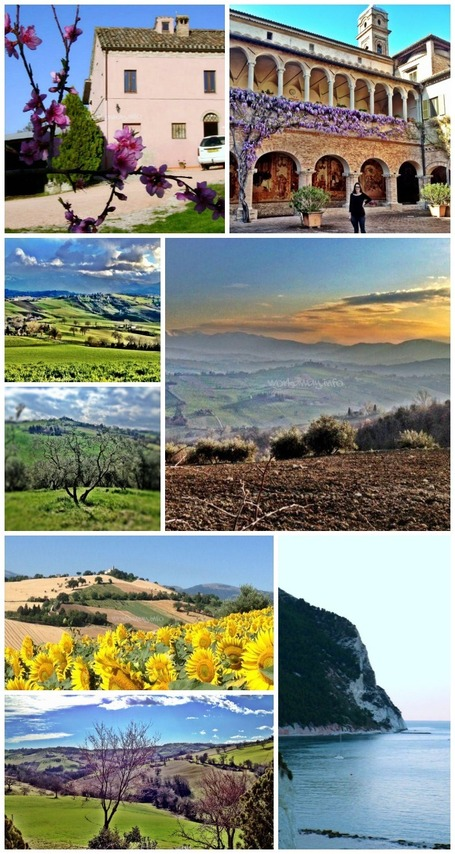 Help outdoors and with our farmhouse in the Marche region of central Italy - workaway.info | Le Marche another Italy | Scoop.it