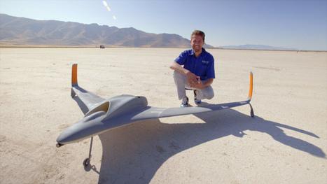 Un premier drone à réaction imprimé en 3D - 3Dnatives | Vous avez dit Innovation ? | Scoop.it
