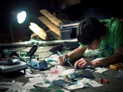 """The DIY Ethic and Modern Technology: Why taking ownership of your electronics is essential 