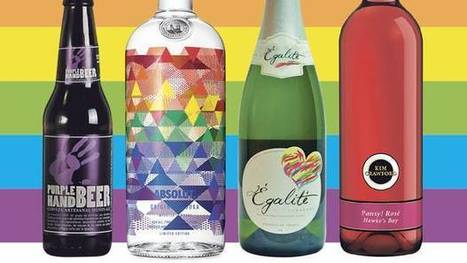 Taste the rainbow: How the queer-focused booze market is growing fast | LGBT Online Media, Marketing and Advertising | Scoop.it