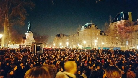 French Indignados and the new movement #NuitDeboutPartout in March 2016 | International Communication 15M Indignados Occupy | Scoop.it