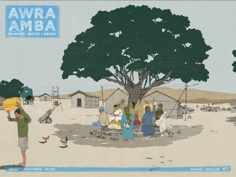 The Awra Amba Experience: collaboration, crowd-funding and community - i-Docs | Interactive Documentary (i-Docs) | Scoop.it