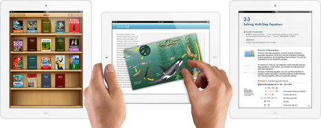 Apple - Education - iPad makes the perfect learning companion | E-Capability | Scoop.it
