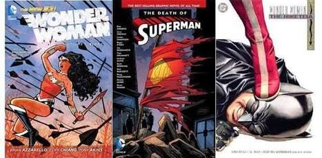 'Batman vs. Superman' Announces Wonder Woman Casting and Comic Book Inspiration | Amazing Book Features | Scoop.it