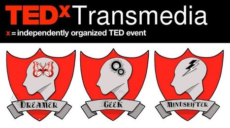 TEDx Transmedia 2012 in Rome » Hannah Wood - Multiplatform ... | Young Adult and Children's Stories | Scoop.it