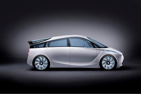 Toyota FT-Bh, primeras imágenes desde el Salón de Ginebra   Motores Electricos   Scoop.it