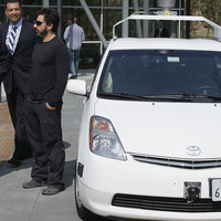 Self-Driving Cars Are Now Legal in California   Strange days indeed...   Scoop.it