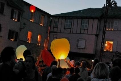 Sauveterre retrouve la lumière | Divers : tourisme, culinaire... | Scoop.it