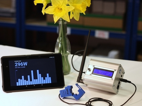 100% funded on kickstarter emonPi: Open-Hardware Raspberry Pi-Based Energy Monitor | Raspberry Pi | Scoop.it