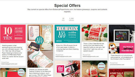 Using Pinterest to Drive Traffic and Sales for Your Business | Pinterest | Scoop.it