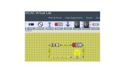 Simulador de circuitos eléctricos | tecno4 | Scoop.it