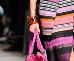 Detailed photos of Missoni Spring / Summer 2014 | An Assortment of Fashion, Style, & Beauty | Scoop.it