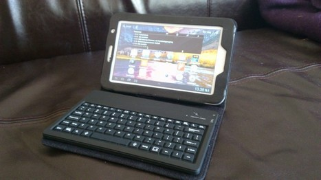 Samsung Galaxy Tab 7 Plus   Eiriks forfatterblogg   Skolebibliotek   Scoop.it