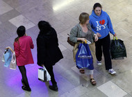 U.K. Retail Sales Rise More Than Forecast After April Slump - Bloomberg | English Learning House | Scoop.it