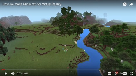 Minecraft is Now Available on Rift with Cross-Platform Play | Museums and emerging technologies | Scoop.it