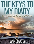 THE KEYS TO MY DIARY - Slashed Reads | Promote My Book | Scoop.it
