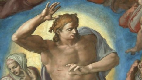 Newly-lit Sistine Chapel is unveiled | Systems of Knowledge | Scoop.it