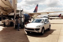 The Tarmac Express: A Porsche to the Plane | Navigating My Own Flights | Scoop.it