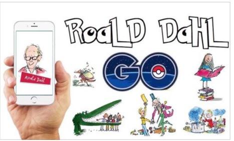 'Roald Dahl GO': ¡Comienza la caza! - Educación 3.0 | APRENDIZAJE | Scoop.it