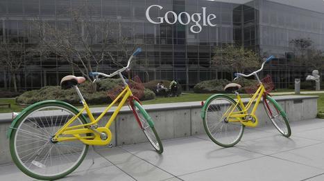 Travailler chez Google, un job pas si fun | Etude | Scoop.it