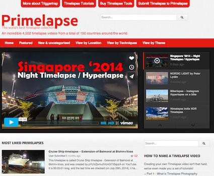 5 sites pour regarder des vidéos Time Lapse en ligne | Autour du Web | Au fil du Web | Scoop.it