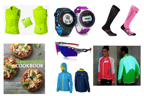 Running down the perfect gift for your runner - Washington Times | Running | Scoop.it