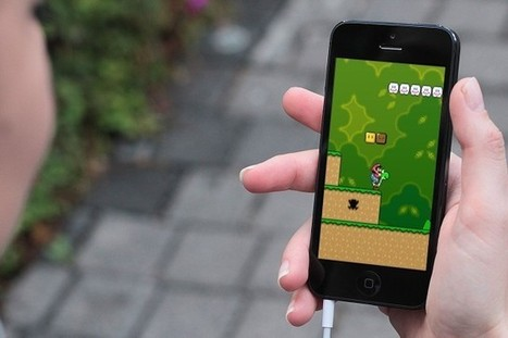 Nintendo Is Experimenting With iOS Apps - Cult of Mac | Edtech PK-12 | Scoop.it