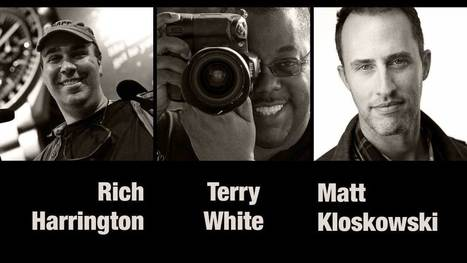 DSLR Video, Terry White, and Matt Kloskowski — Photofocus Podcast 10/5/13 | video production | Scoop.it